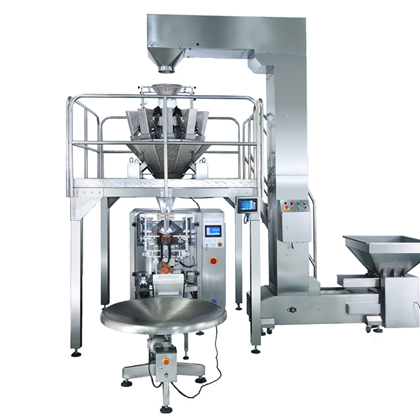 Fully automatic packing machine