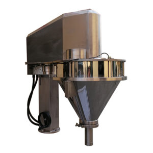 Auger Powder Weighing and Filling Machine KS-QS