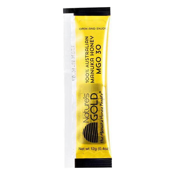 honey pouch packing